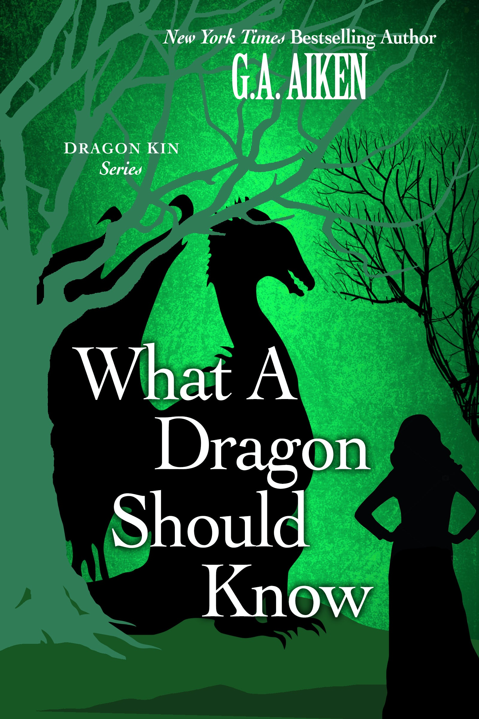 Book Cover for What A Dragon Should Know Dragon Kin 3