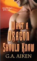 Book Cover for What a Dragon Should Know