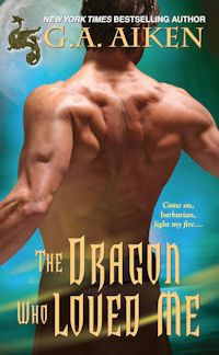 Book Cover for The Dragon Who Loved Me