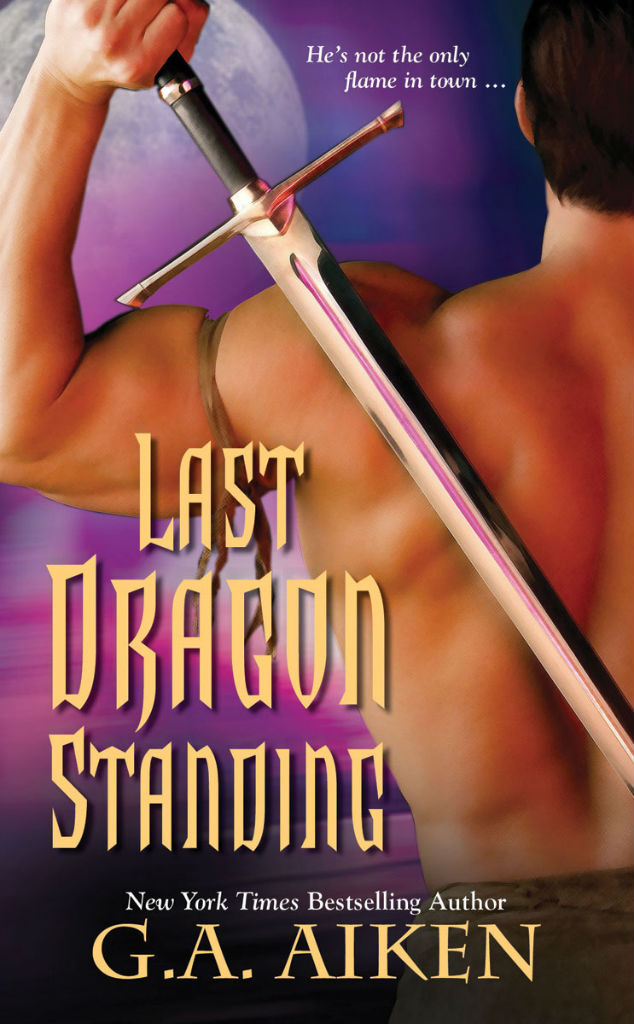 Book Cover for Last Dragon Standing