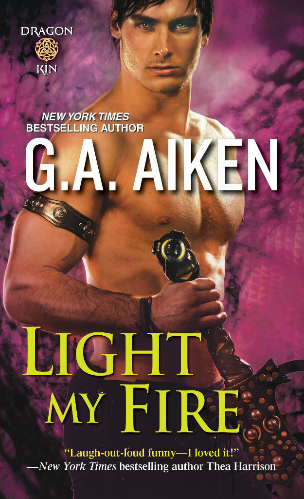 Book Cover for Light My Fire