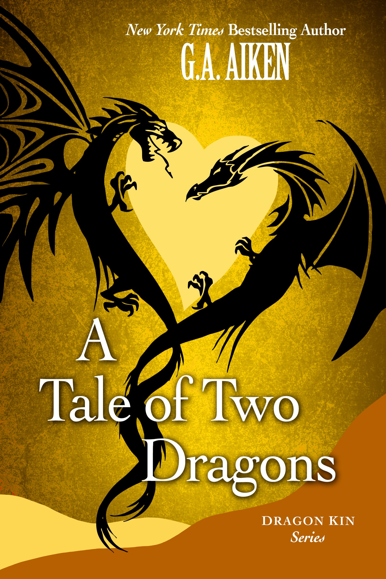 Book Cover for A Tale of Two Dragons
