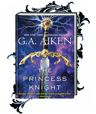 Featured Book Cover of The Princess Knight